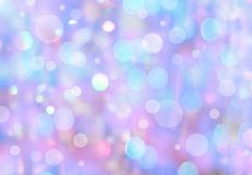 Fond des aurores roses bleuâtres photographie stock
