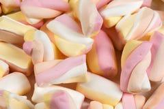 Fond des bonbons caoutchouteux photos stock