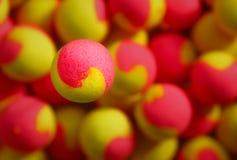 Fond des boules colorées Image stock