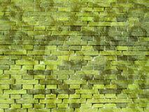 Fond des briques dans le mur photos libres de droits