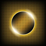 Fond des cercles Photographie stock libre de droits