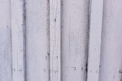 Fond des conseils colorés vieux par blanc Images stock