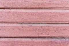 Fond des conseils colorés vieux par rose Photo libre de droits