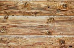 Fond des conseils en bois approximatifs Image libre de droits