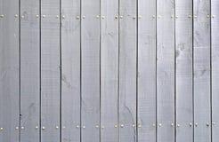 Fond des conseils en bois gris photographie stock