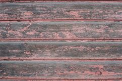 Fond des conseils verticaux en bois image stock