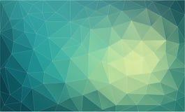 Fond des formes géométriques Rétro fond de triangle Configuration de mosaïque colorée illustration de vecteur