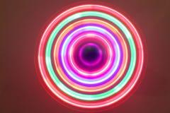 Fond des lumières Image libre de droits