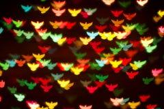 Fond des oiseaux colorés Image libre de droits