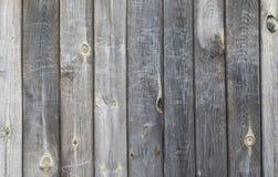 Fond des panneaux en bois Mur des vieux panneaux en bois Photographie stock libre de droits