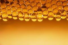 Perles en cristal Photos libres de droits