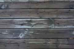 Fond des planches en bois humides Photos libres de droits