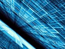 Fond diagonal abstrait de technologie - a digitalement produit d'im images stock