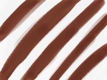 fond diagonal abstrait en pastel d'aquarelle de vintage de Doux-couleur avec les nuances colorées de couleur brune et blanche images stock