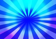 Fond digital bleu Illustration Libre de Droits