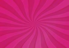 Fond digital rouge Illustration de Vecteur