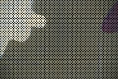 Fond discordant en acier, vieille couleur photo stock