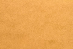 Fond doré pâle de texture de mur de stuc Image libre de droits