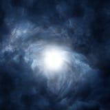 Fond dramatique de cloudscape photos libres de droits