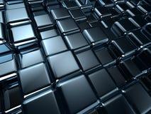 fond du cube 3d illustration de vecteur