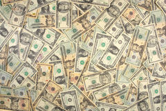 Fond du dollar Photo libre de droits