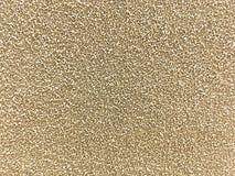 Fond du gravier dispersé d'amende de sable Texture d'une surface en pierre, plan rapproché Photos stock