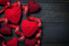Fond du jour de Valentine Image stock