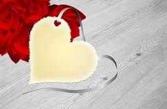 Fond du jour/Saint-Valentin de mère Image libre de droits