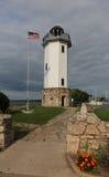 Fond du Lac Lighthouse, Wisconsin Lizenzfreie Stockbilder