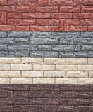 Fond du mur en pierre. photo stock