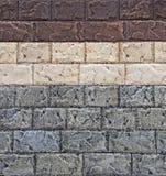 Fond du mur en pierre. photographie stock