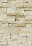 Fond du mur en pierre Images libres de droits