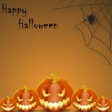Fond effrayant de Halloween Photos libres de droits