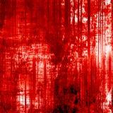 Fond effrayant de sang Image stock