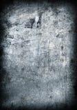 Fond en acier de plaque métallique grunge. Photos libres de droits