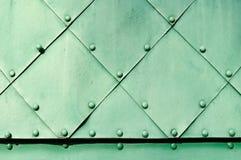 Fond en acier industriel Photographie stock libre de droits