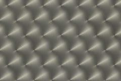 Fond en acier métallique argenté Photos stock