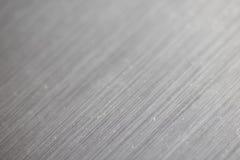 Fond en acier métallique de texture en métal photo libre de droits