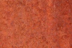 Fond en acier rouillé Image libre de droits