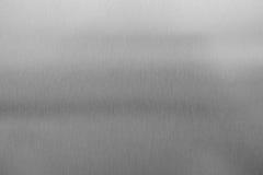 Fond en aluminium de texture photographie stock