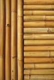 Fond en bambou Image libre de droits