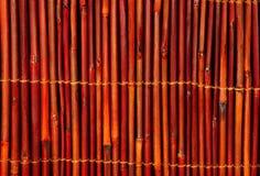 fond en bambou Photographie stock libre de droits