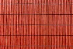 Fond en bambou de couvre-tapis Image stock