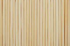 Fond en bambou de cure-dents Images stock