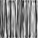 Fond en bambou de mur de mode noire et blanche illustration stock