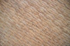 Fond en bambou de texture de métier Images stock