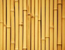 Fond en bambou japonais Photo libre de droits