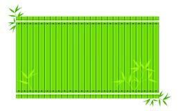 Fond en bambou (vecteur) Image libre de droits