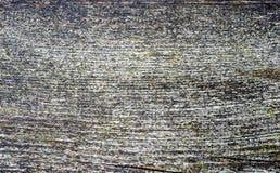 Fond en bois âgé criqué de texture peint par surface Images stock