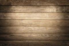 Fond en bois élégant de planches Photos libres de droits